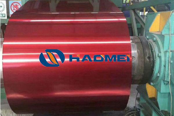 aluminum trim coil