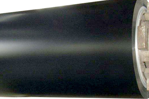 black anodized aluminum sheet metal