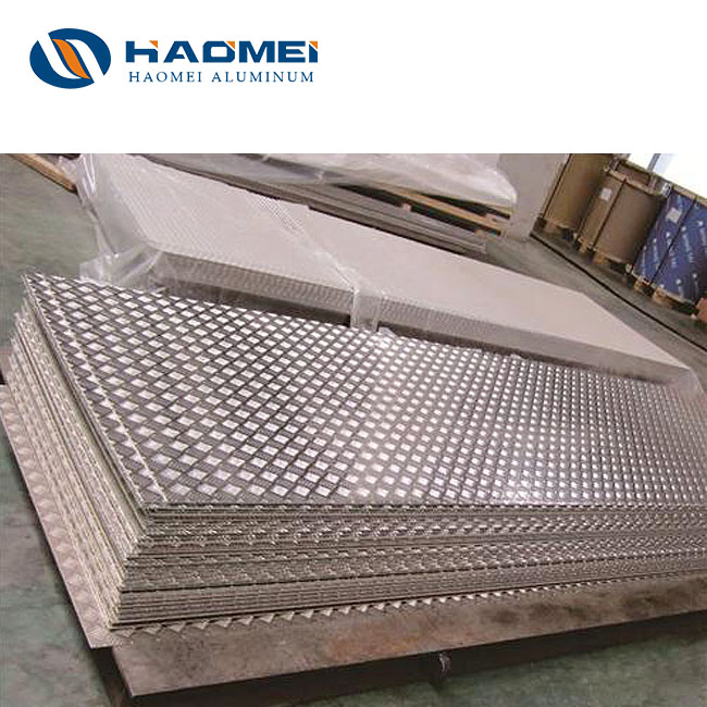 aluminum checker plate sizes