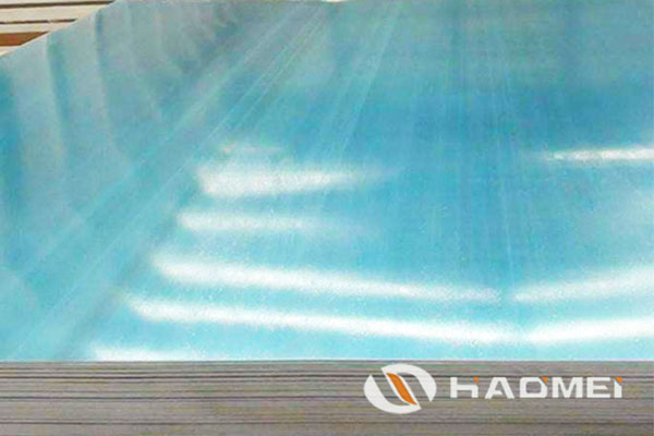 anode mirror aluminum sheet