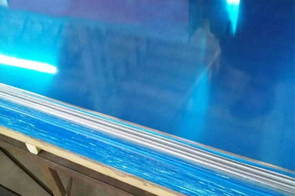 anodized aluminum plate film thickness
