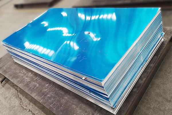 aluminum mirror sheet glass