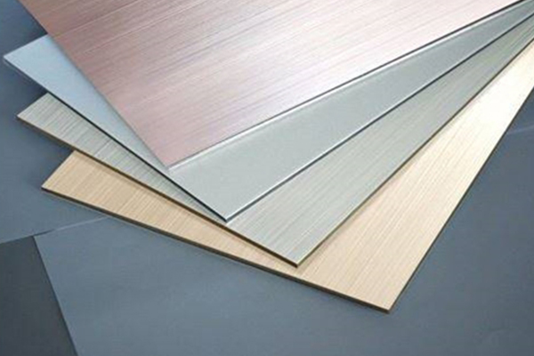 anodized metal sheet