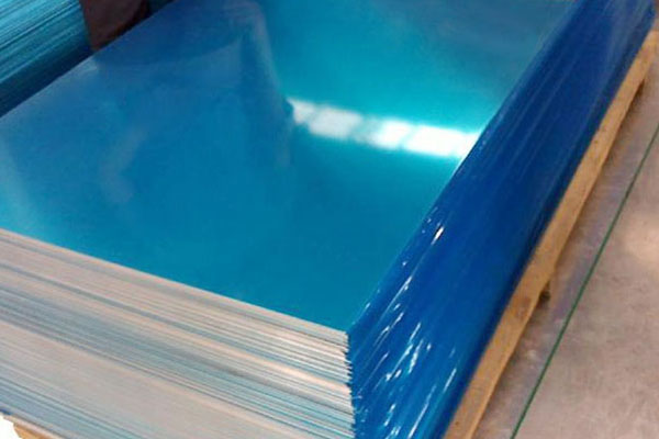 mirror lamin aluminum sheet