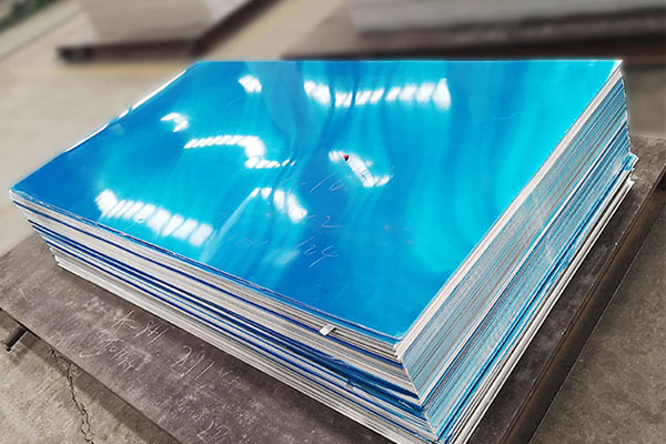 2xxx blue film mirror aluminum sheet price