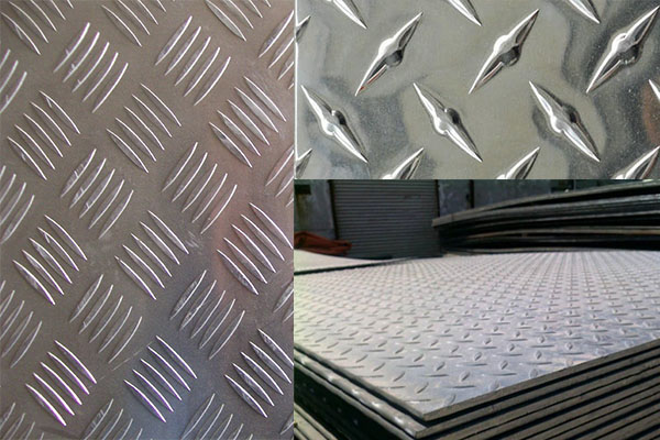 Aluminum alloy checker plate for sale