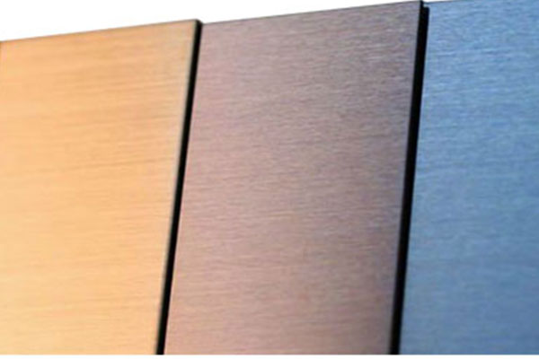 anodized colored aluminium sheet