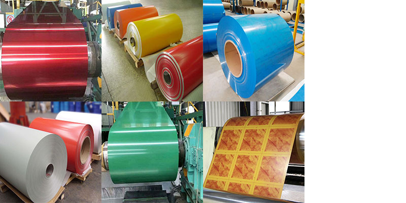 color coated 1050 aluminum coil 2