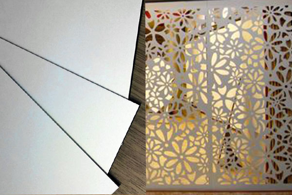 laser engraving anodized aluminium sheet