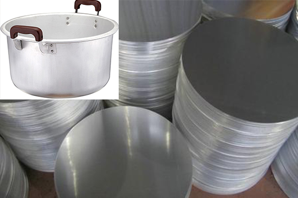 deep drawing aluminum circle discs