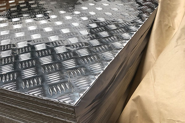 high quality aluminum checkered plate 1000 series