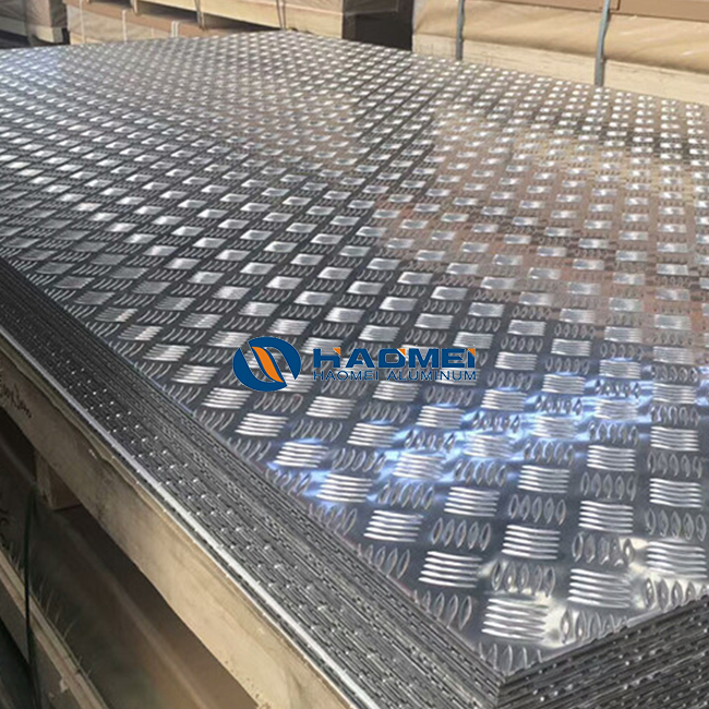 2mm 3mm 4mm 5mm 6mm aluminium checker plate