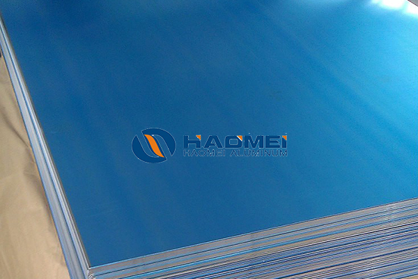 5052 anodized aluminum plate