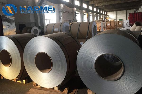 5xxx seri white aluminum coil stock