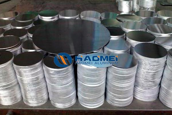 aluminum circle discs