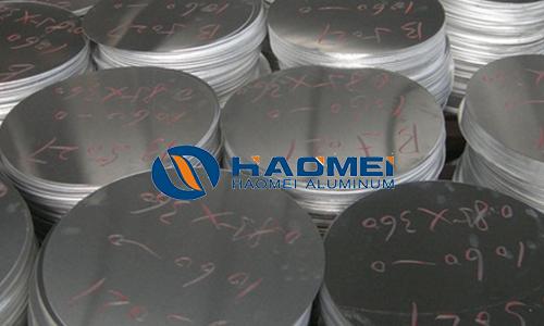aluminum circle pressure cooker