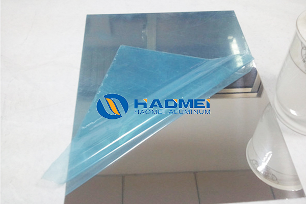 aluminum light reflector sheet