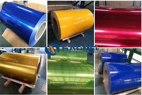 aluminum roof sheet coil