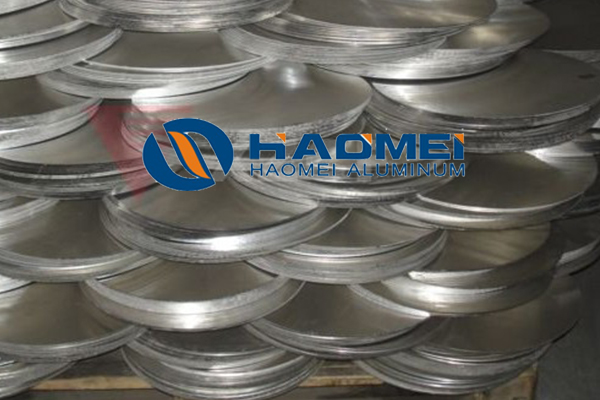 aluminum slug circle sheets