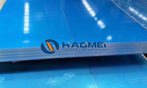 clear anodized aluminum sheet