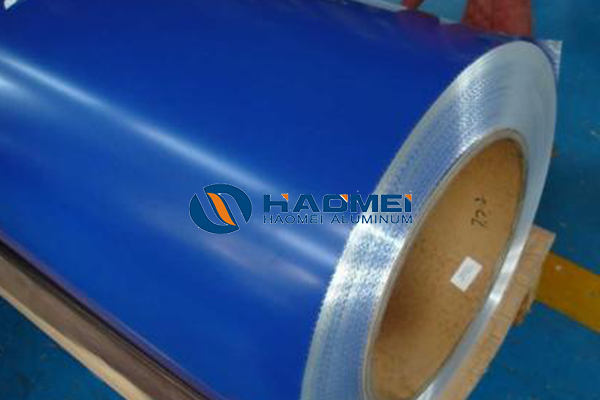 pvc coated aluminum coil stock