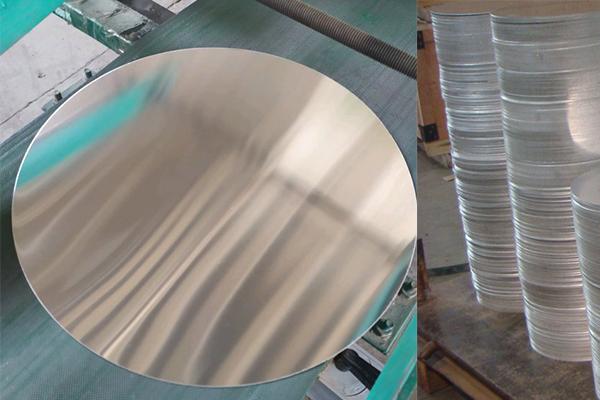 3003 aluminum discs