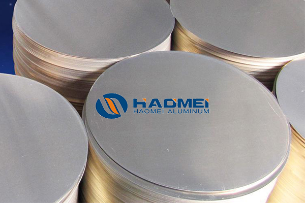 aluminium circles for utensils