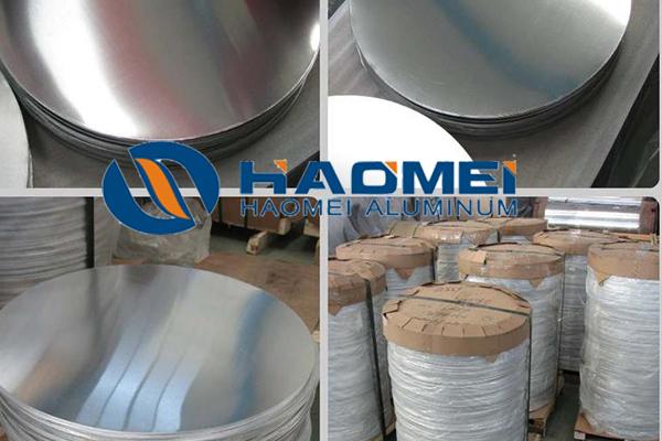 aluminum circle 3 ply
