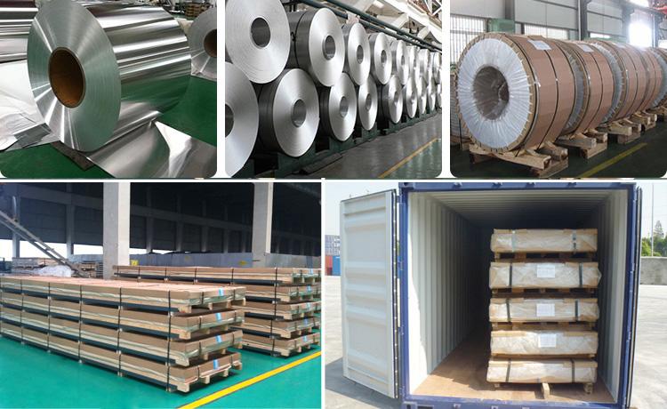 2024 aluminum coil sheet packaing