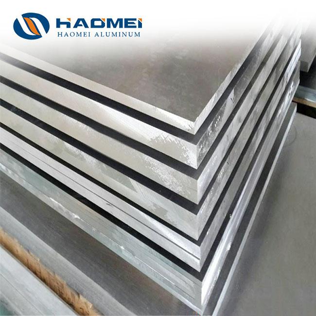 2024 aluminum plate