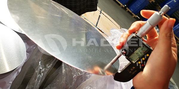 3xxx big round disc aluminum