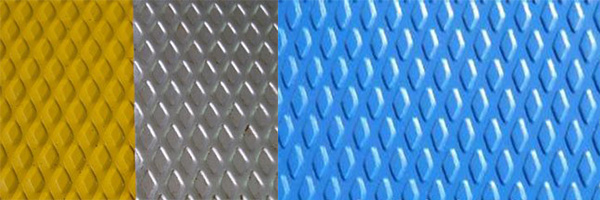 anodized aluminium diamond plate