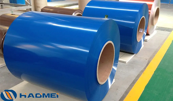 3105 h46 coated aluminum coil
