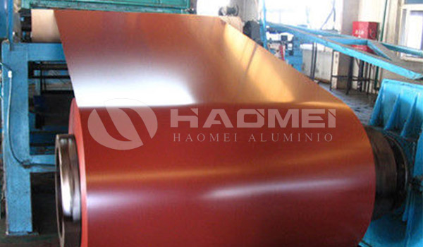 Aluminum coil 3104 alloy for gutter