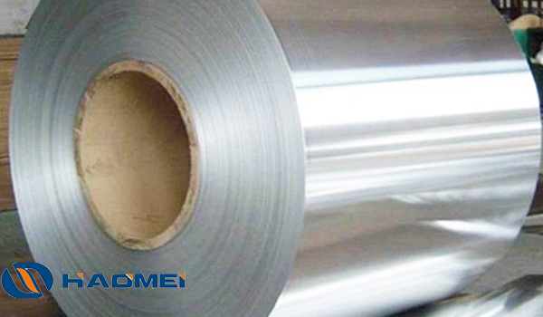 Aluminum venetian coil 5052