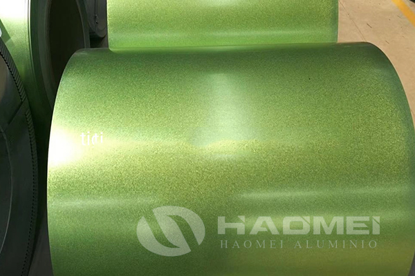 aluminum coil color
