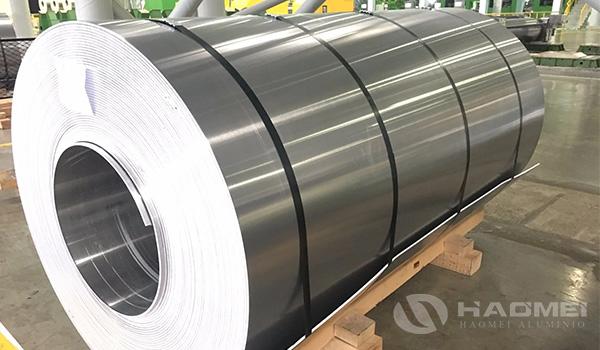 clad aluminium strips for radiators