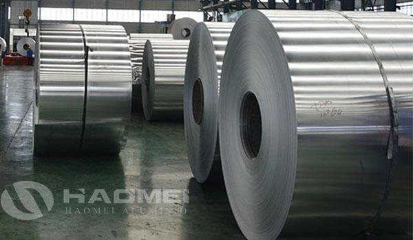 1050 1070 3105 aluminum coil