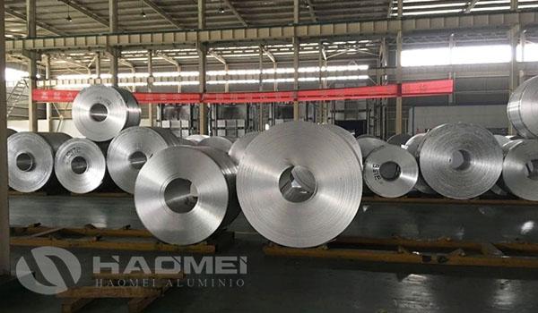 1050 1070 aluminum coil