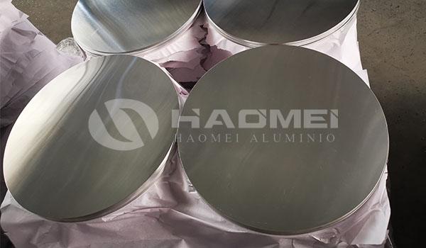1xxx aluminium discs