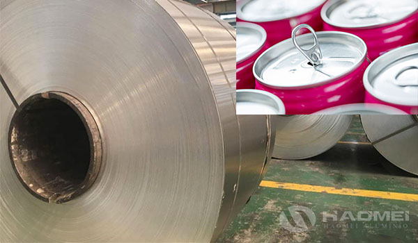 5182 aluminum sheet coil for beverages
