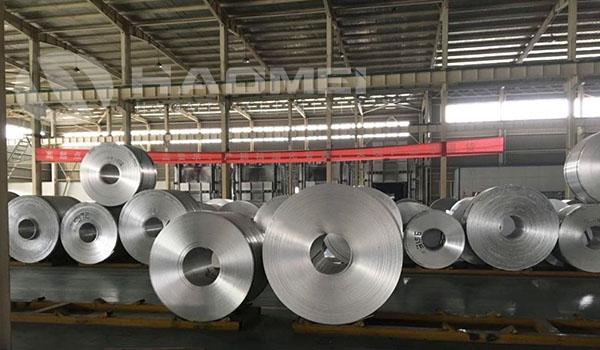 6000 series aluminium coil