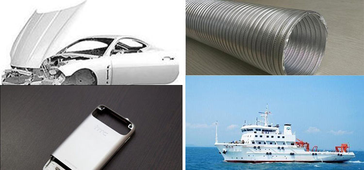 6061 aluminum coil application