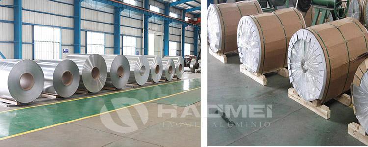 6063 aluminium coil