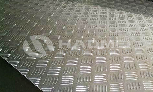 5 bar aluminium checker plate wholesale