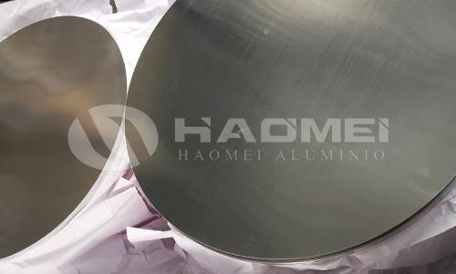 aluminium circle price per kg