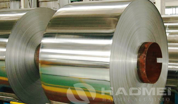 aluminium coil manufacturing process