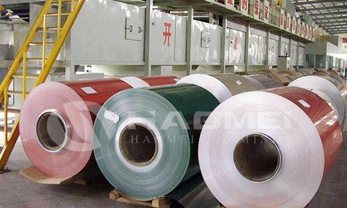 aluminum coil gutter