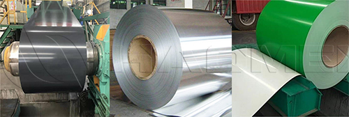 aluminum flashing coil