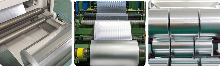 extra wide heavy duty aluminum foil